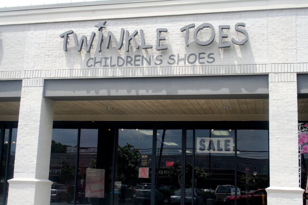 Twinkle Toes Children's Shoes