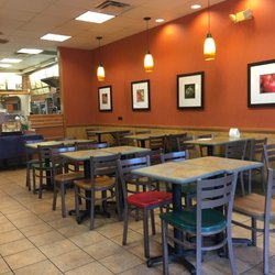 Photo Of Subway Farmington Hills Mi United States Seating Area