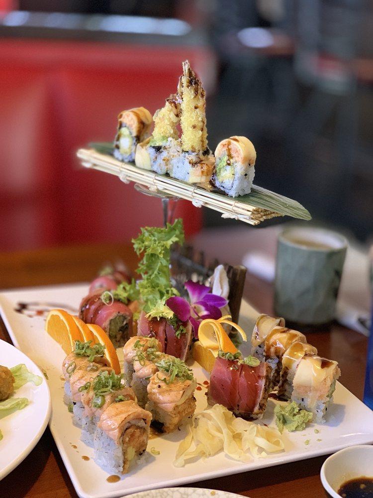 Food from Fuki Asian Fusion & Sushi