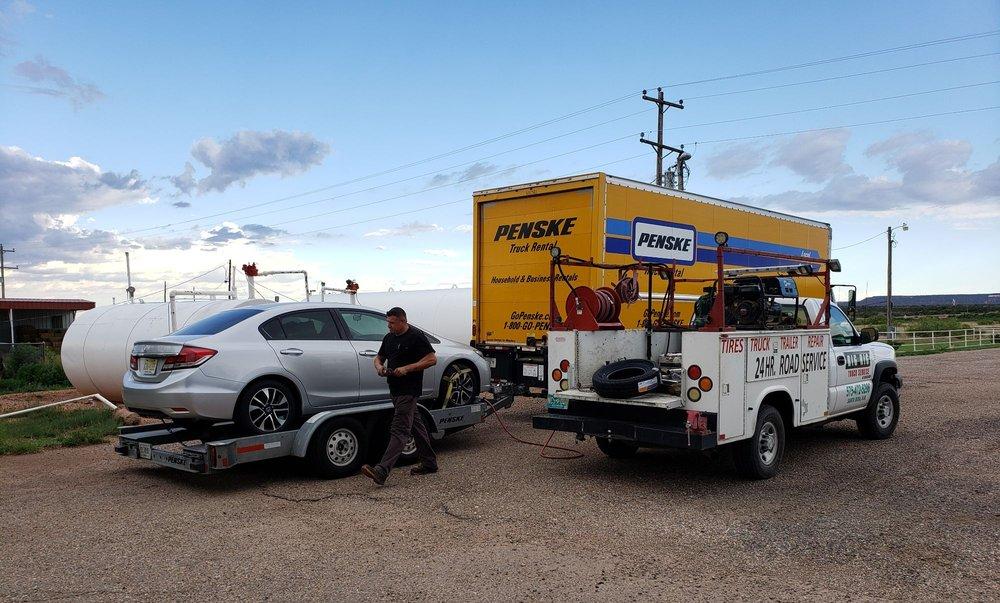 Big Rig Truck Service: 2660 E Hwy 66, Santa Rosa, NM