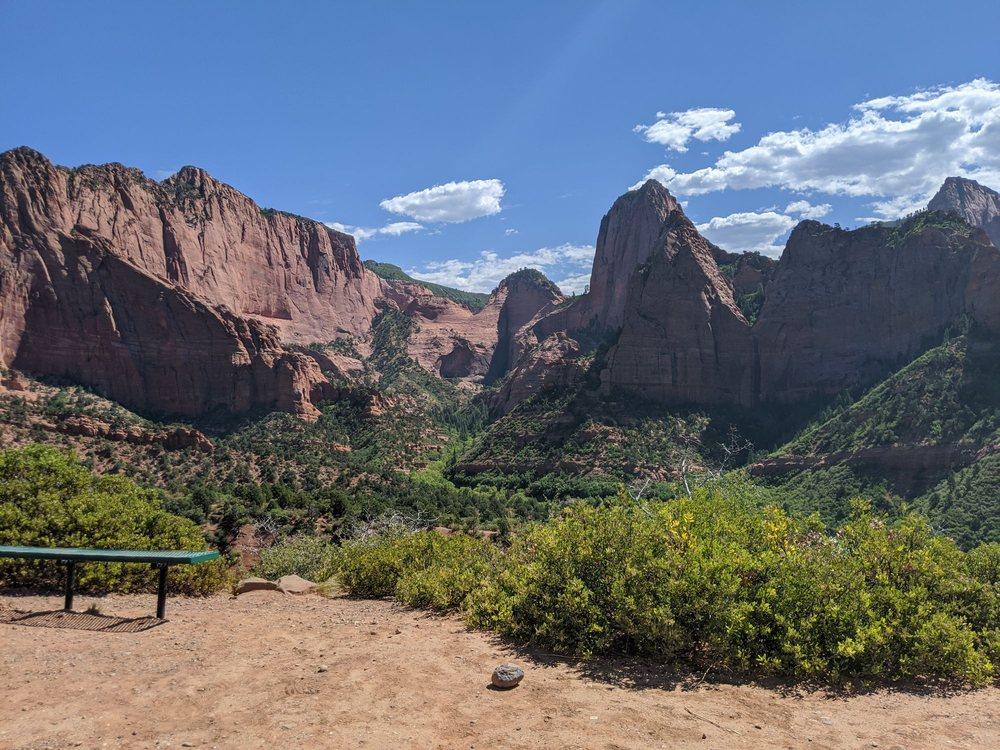 Kolob Canyons: Zion National Park E Kolob Canyon Rd, New Harmony, UT