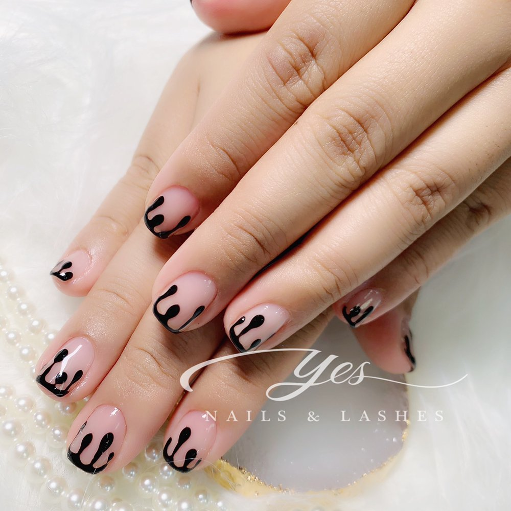 YES Nails & Lashes: 125 N San Gabriel Blvd, San Gabriel, CA