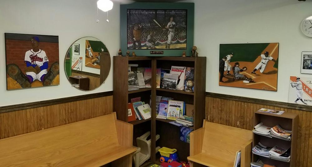 Sandy's Barber Shop: 191 Winslow Way E, Bainbridge Island, WA
