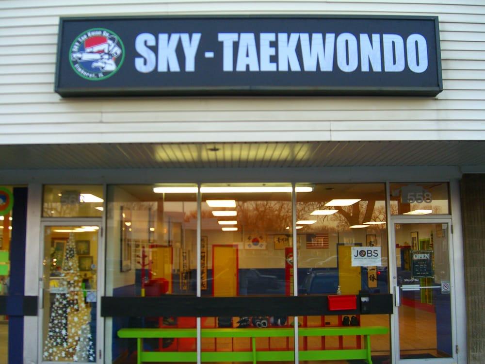 Yoo Taekwondo: 558 S York St, Elmhurst, IL
