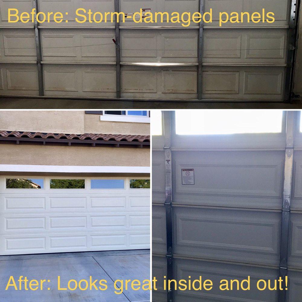 Garage Door Solved