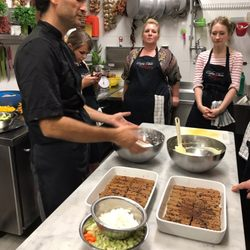 Cooking Classes In Rome Photos Avis Ecole De Cuisine - Cours de cuisine rome