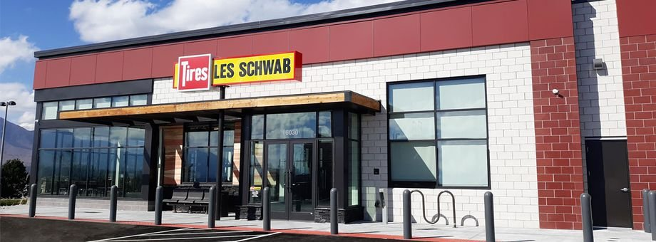 Les Schwab Tire Center: 16030 Old Forest Pt, Monument, CO