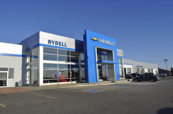 Rydell Chevrolet 1325 E San Marnan Dr Waterloo, IA Auto Dealers   MapQuest