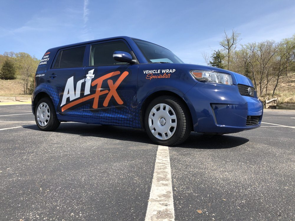 Art-Fx Sign Co: 9797 Red Arrow Hwy, Bridgman, MI