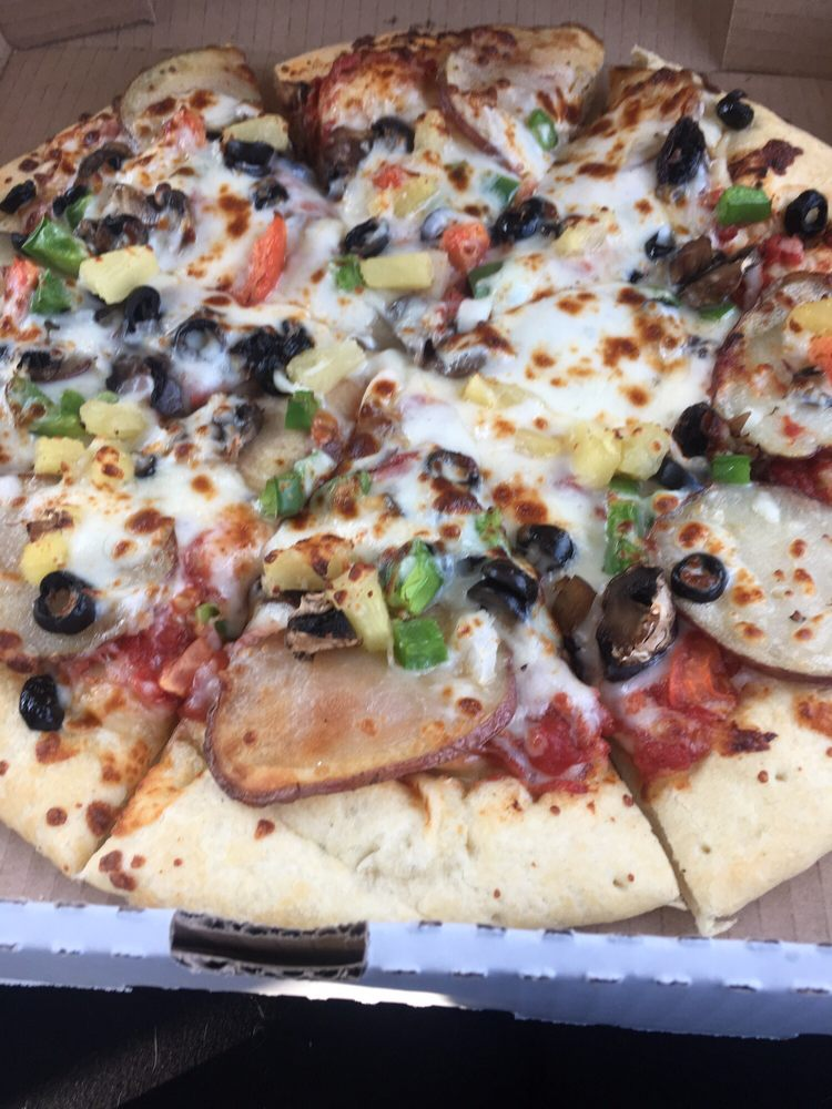 City Park Pizza: 160 E Main St, Myton, UT