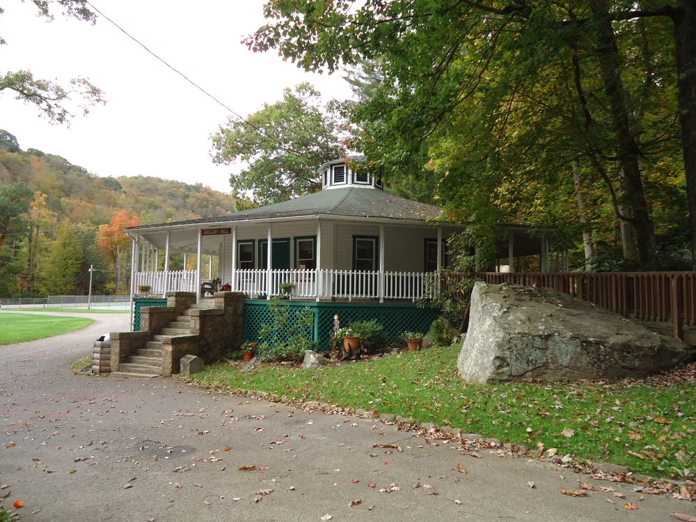 Camp Caesar: Cowen, WV