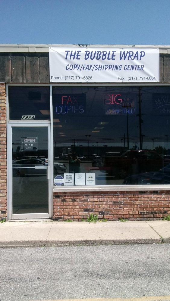 The Bubble Wrap: 2801 N Main St, Decatur, IL