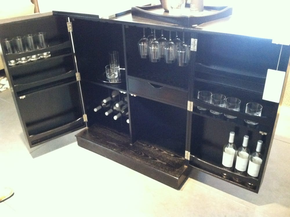 Attractive Photo Of Crate U0026 Barrel   Tampa, FL, United States. Steamer Bar Cabinet