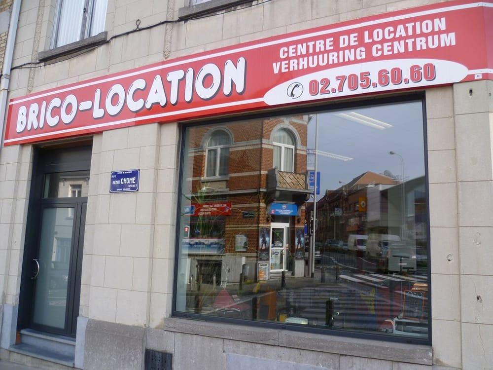 Brico location servicios profesionales chaussee de - Garage chaussee de bruxelles dampremy ...
