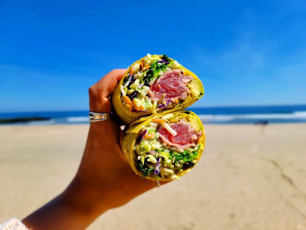 FINS TropiCali Cuisine - Bradley Beach: 120 Main St, Bradley Beach, NJ
