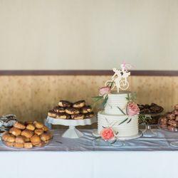 Vg bakery wedding cakes