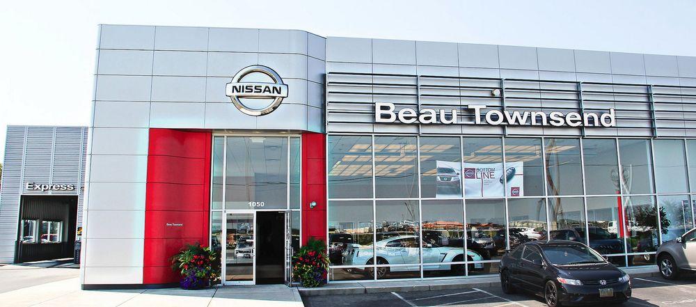 Beau Townsend Nissan