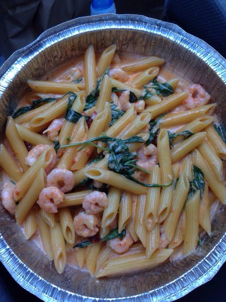 Pasta romana 6 power lunch yelp for Pasta romana