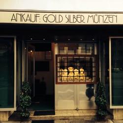 Gold Silber Münzen Uhren Montres Vilbelerstr 31 Innenstadt