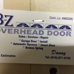 Superieur Photo Of B Z Overhead Door   Sacramento, CA, United States. We Just Had