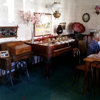 Photo of La Casa Rosa - San Juan Bautista, CA, United States. The chutney tasting bar