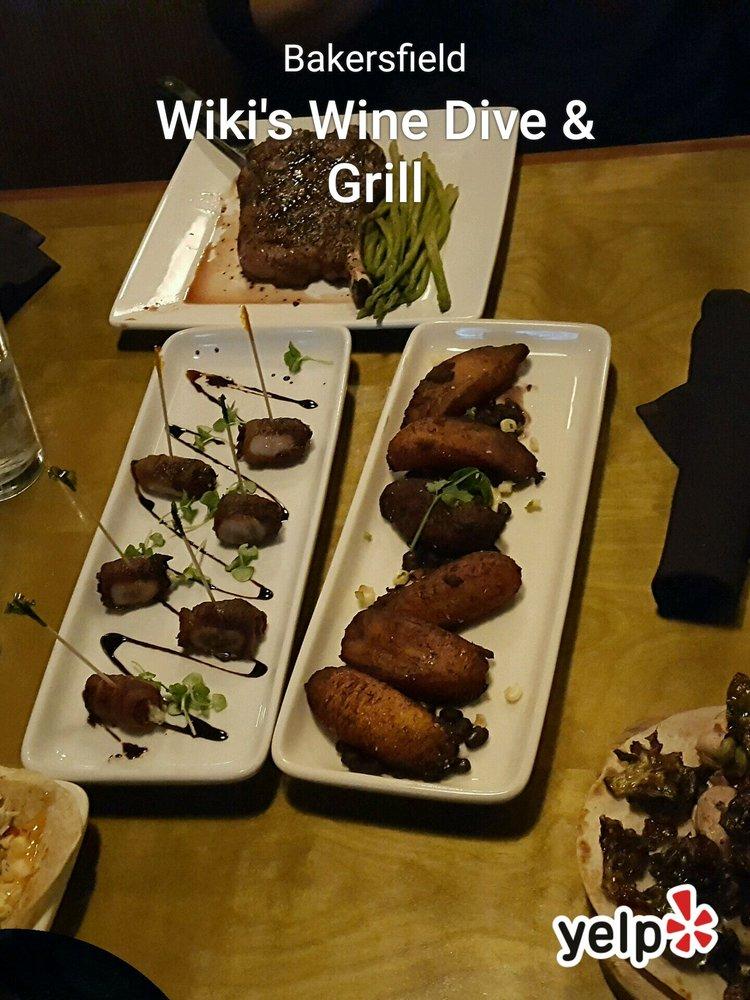 Wiki's Wine Dive & Grill