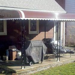 Photo Of Metro Home Awnings   East Bronx, NY, United States. Aluminum  Awnings