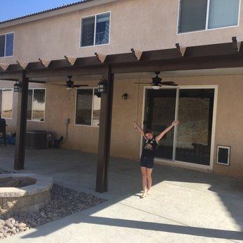 Photo Of KM Patio Covers   Lake Elsinore, CA, United States. Done In