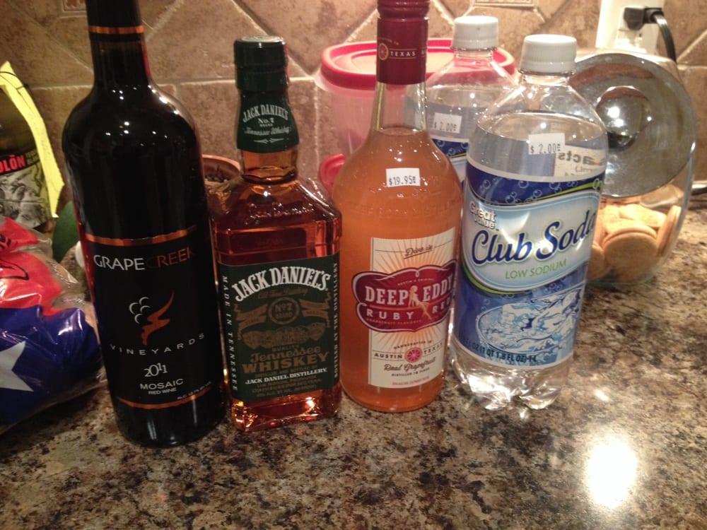 Andy's Liquor: 208 E Highway 21, Caldwell, TX