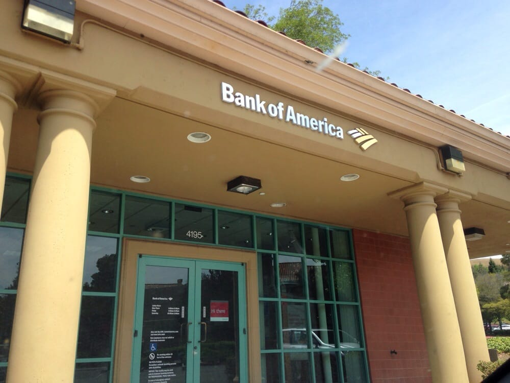 Bank of America: 4195 Blackhawk Plaza Cir, Danville, CA