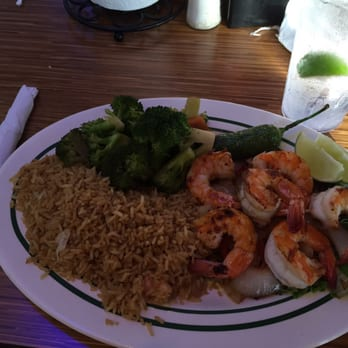 Photo Of Golden Seafood Katy Tx United States Grilled Shrimp Not