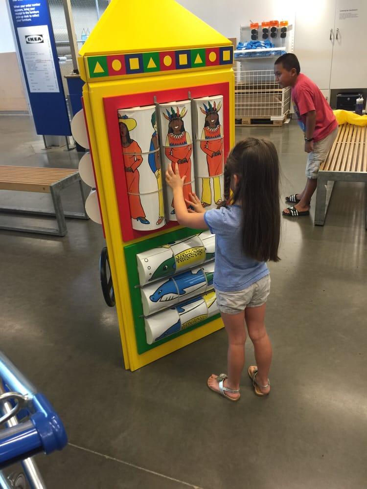 Customer service area has some stuff to occupy kids yelp for Ikea jobs orlando fl