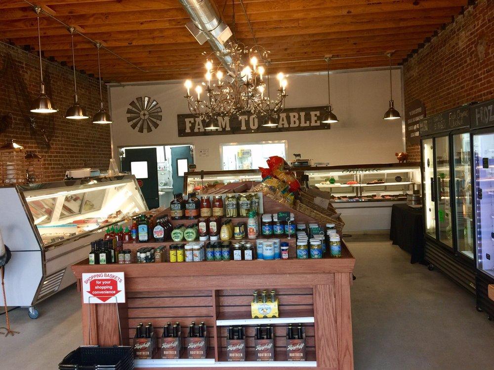 The Organic Butcher Shop: 219 E Broadstreet, Dunn, NC