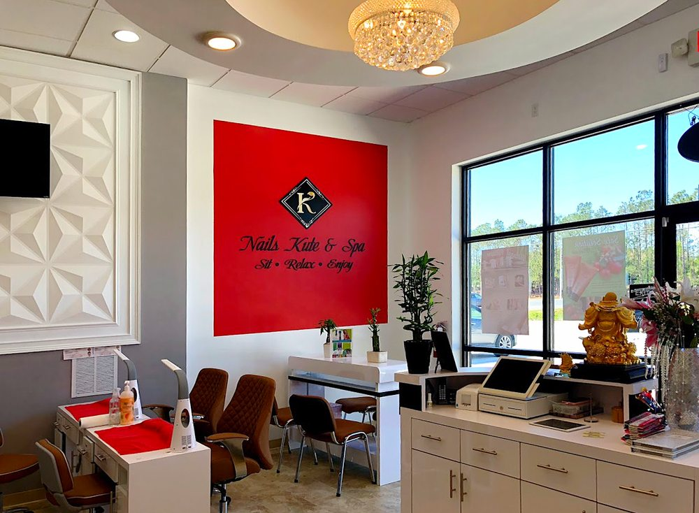 Nails Kute & Spa: 4685 US Hwy 17, Fleming Island, FL