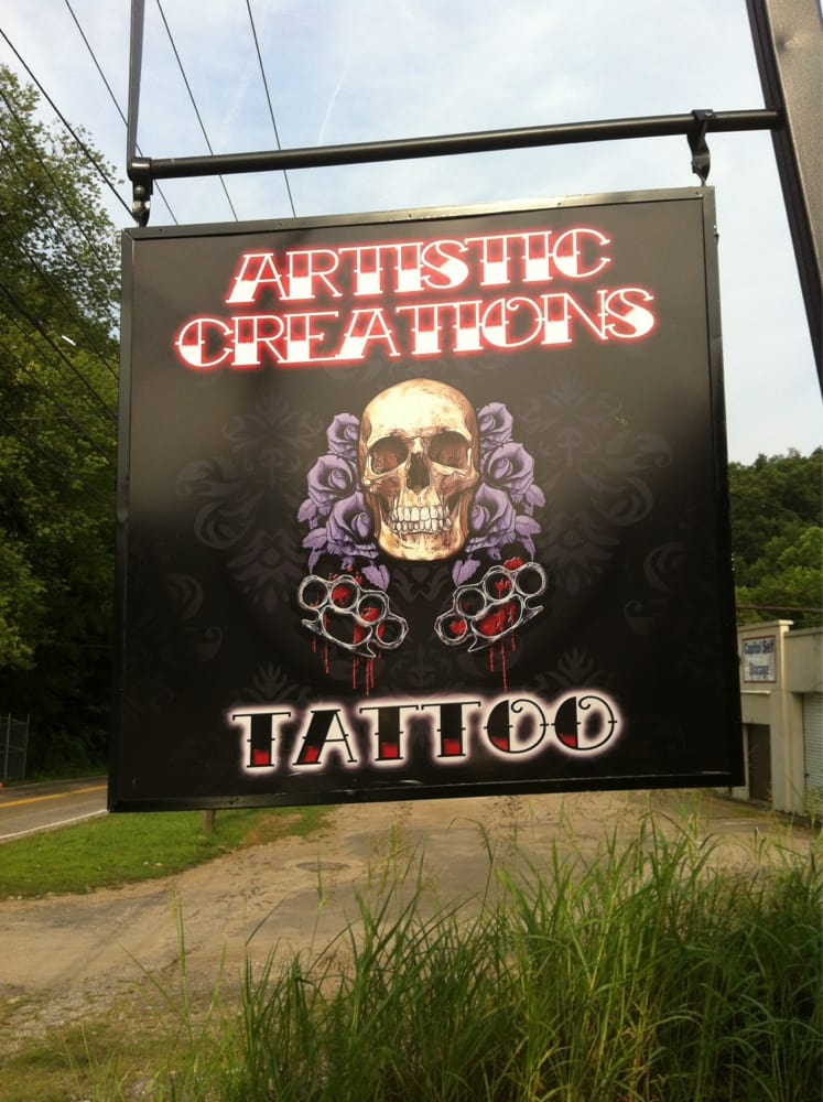 Artistic Creations Tattoo: 2252 Roxalana Rd, Dunbar, WV