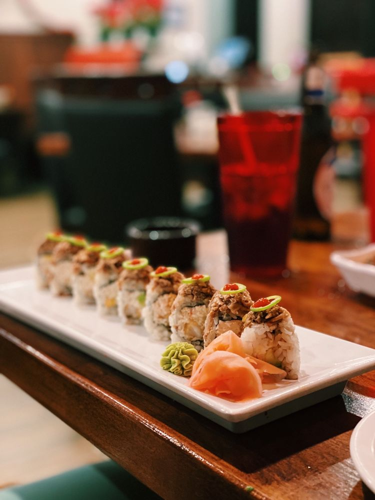 Q-Shi BBQ & Sushi: 3422 Fm 2920, Spring, TX