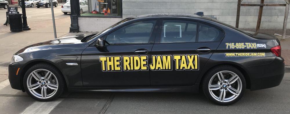 The Ride Jam Eau Claire WI Taxi Cab: 2010 Esmond Rd, Eau Claire, WI