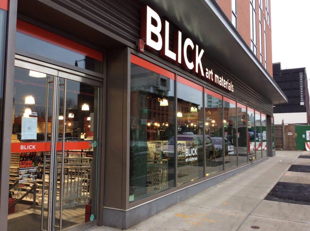 Blick Art Materials - 12 Photos & 25 Reviews - Art Supplies - 536 ...