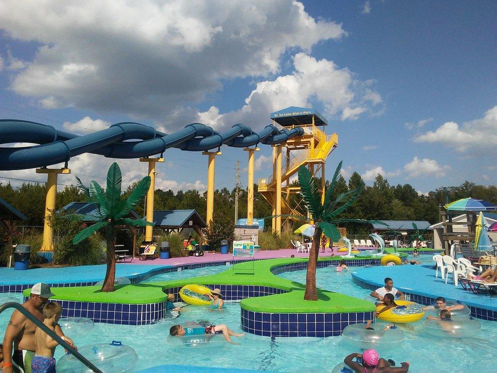 White Lake Water Park: 192 Nc53 Hwy E, Elizabethtown, NC
