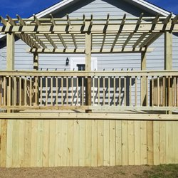 Photo Of Mjg Fence And Deck Harker Heights Tx United States