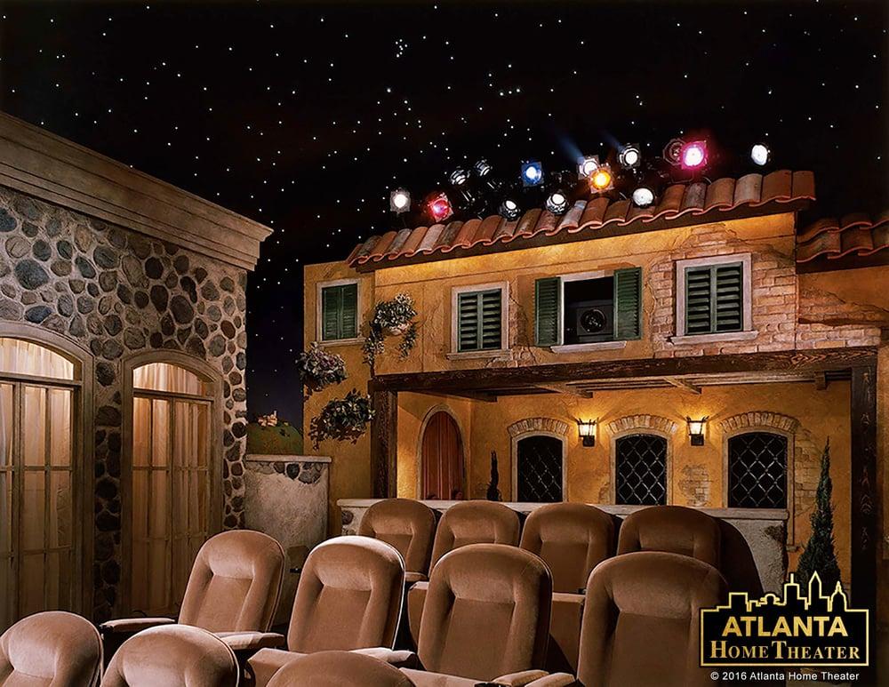 Photo Of Atlanta Home Theater Roswell Ga United States