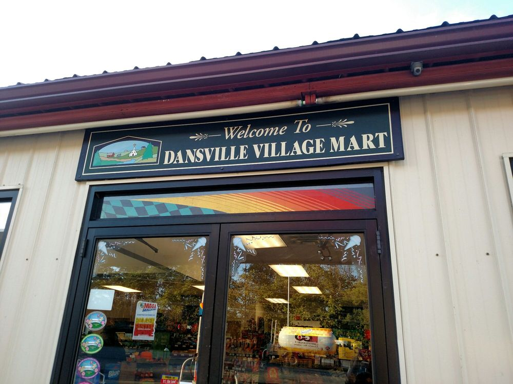 Dansville Village Mart: 100 Clara Barton St, Dansville, NY