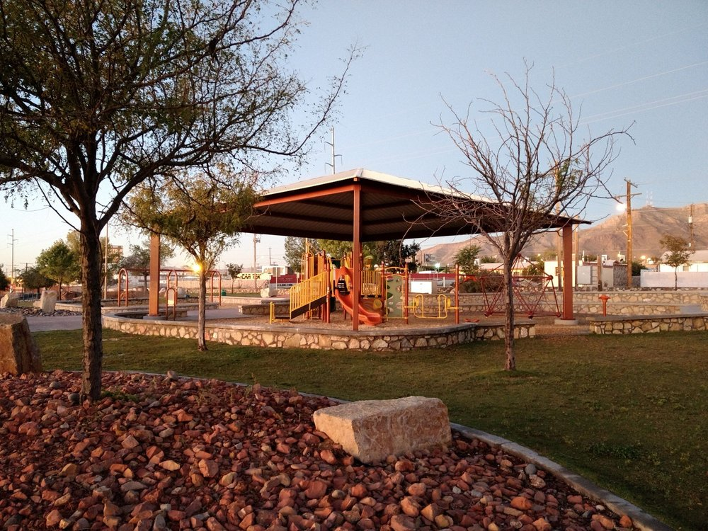 City of El Paso Park: 4031 Tyler Ave, El Paso, TX