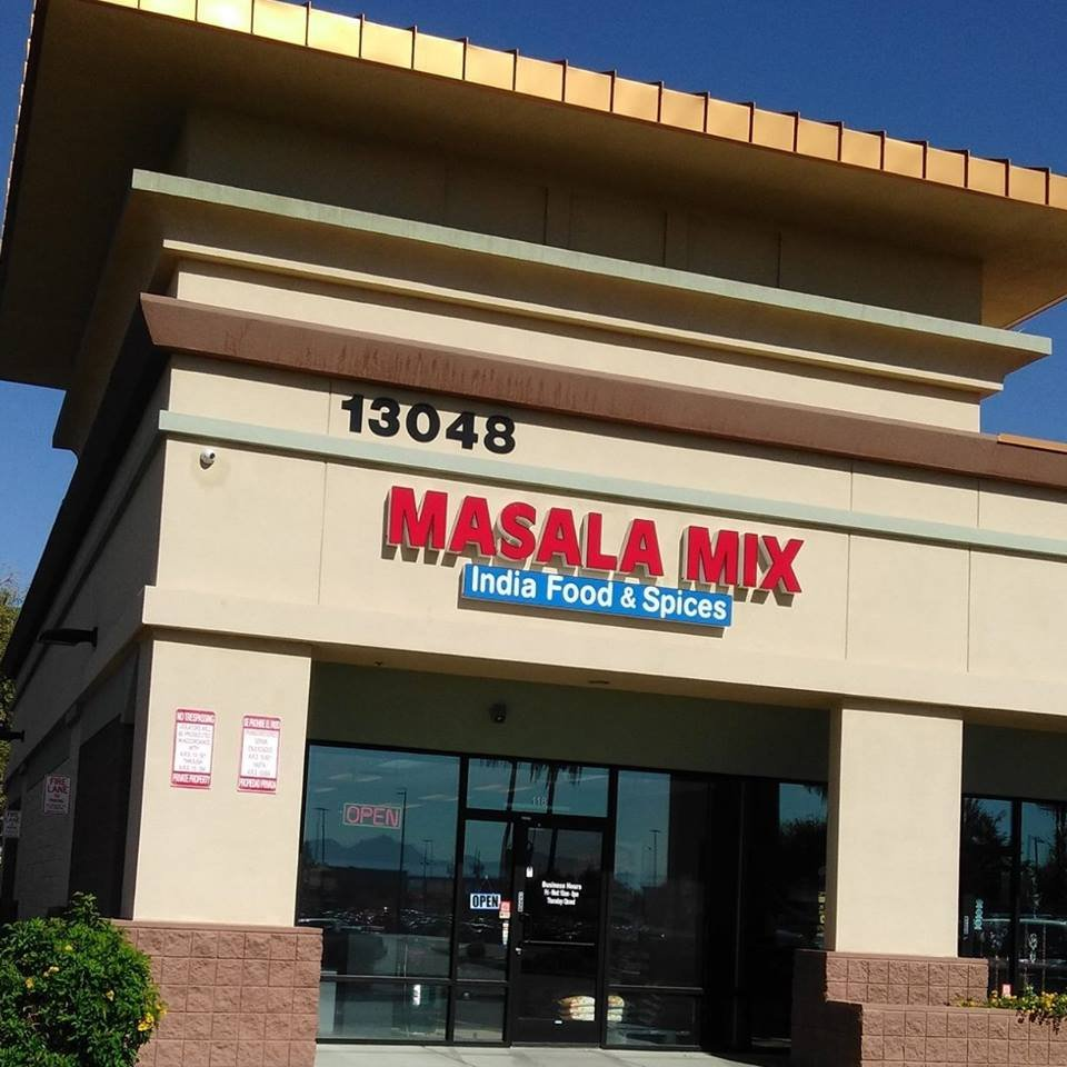Masala Mix India: 13048 W Rancho Santa Fe Blvd, Avondale, AZ