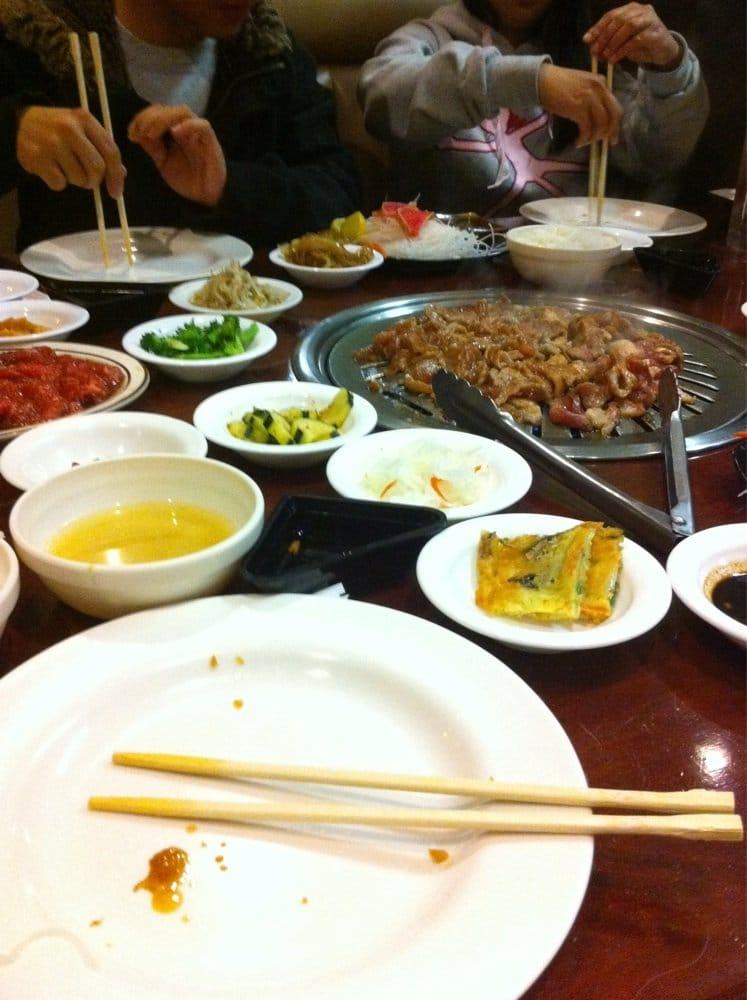 Oaks korean bbq chiuso 27 recensioni cucina coreana for Cucina coreana