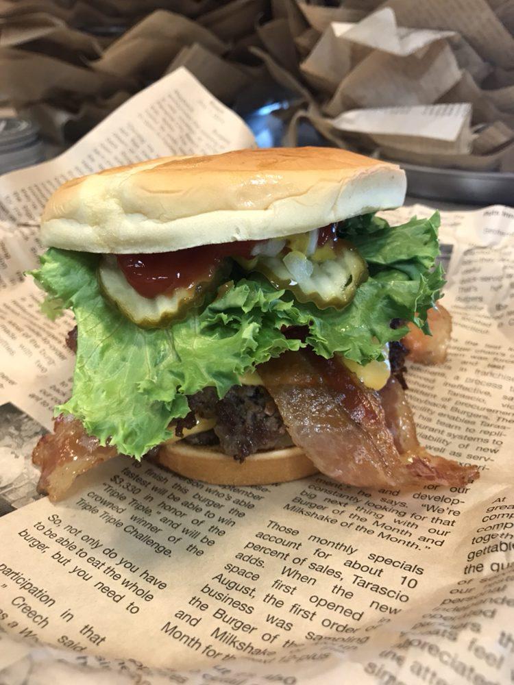 Wayback Burgers: 1955 Belmont Lp, Woodland, WA