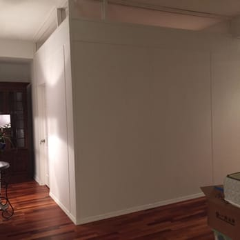Photo of Wall The Partition Temporary Wall NYC Pressurized Wall NYC    Woodside Wall The Partition Temporary Wall NYC Pressurized Wall NYC   394  . Temporary Wall Partition Bedroom. Home Design Ideas