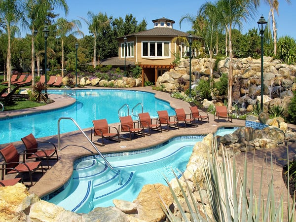 Our Amazing Lagoon Pool And 24 Person Jacuzzi Yelp