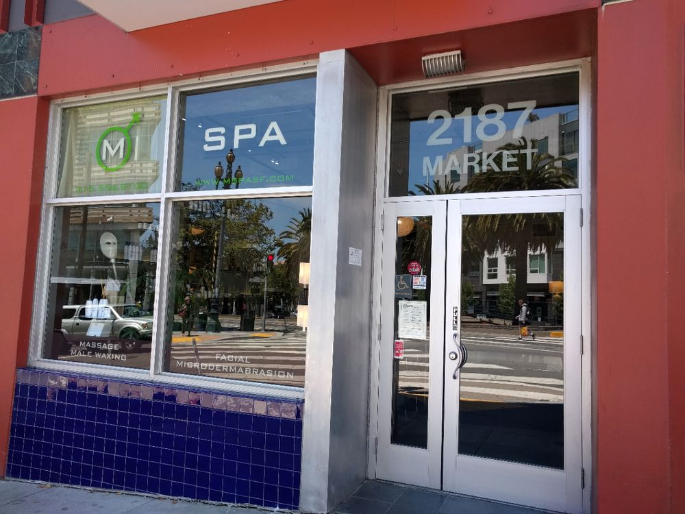 M Spa: 2187 Market St, San Francisco, CA