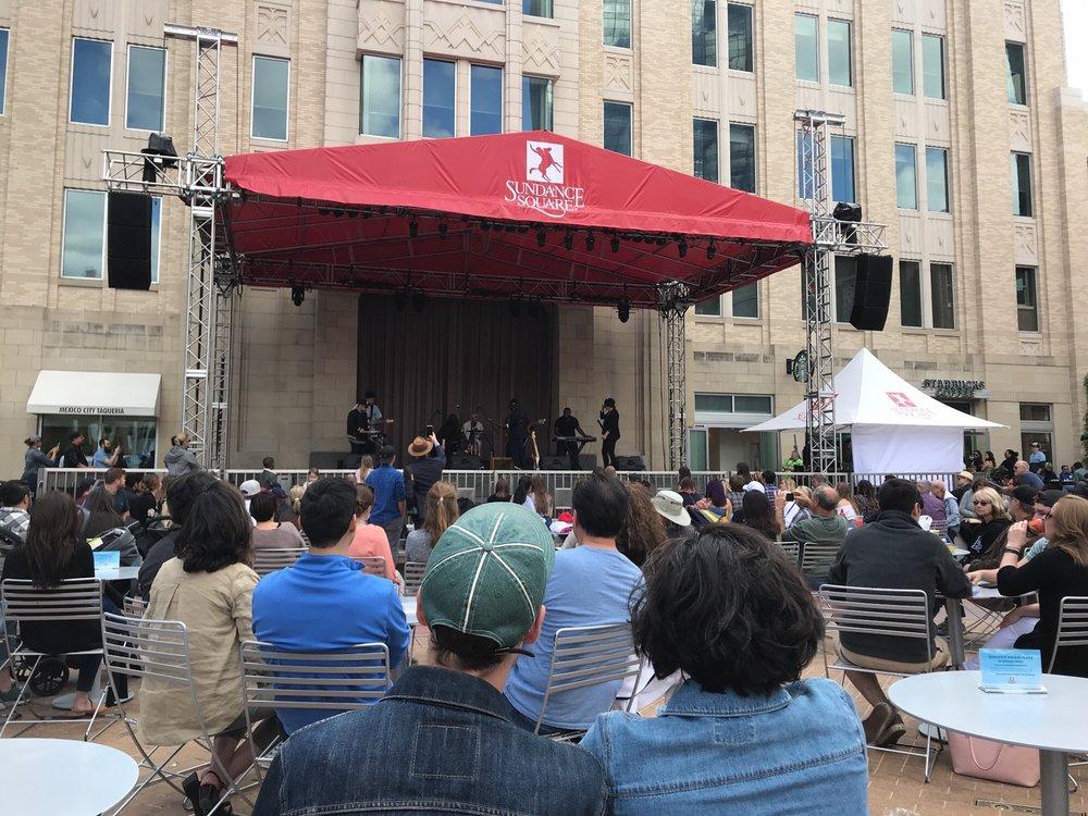 Main St Fort Worth Arts Festival